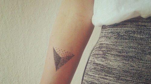 Tatuaje de rey ratón