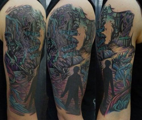 Tatuaje A Day To Remember