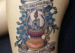 Tatuaje Amity Affliction