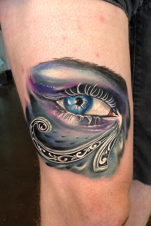 Tatuaje Ojo Horus