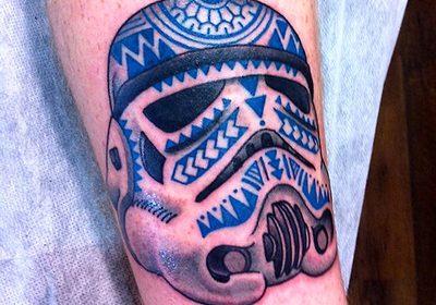 Tatuaje de costura