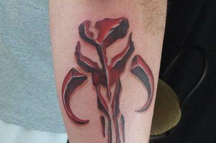 Tatuaje de puerta de fantasía