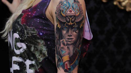Tatuaje de Amity Affliction