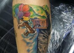 Tatuaje Hobbes
