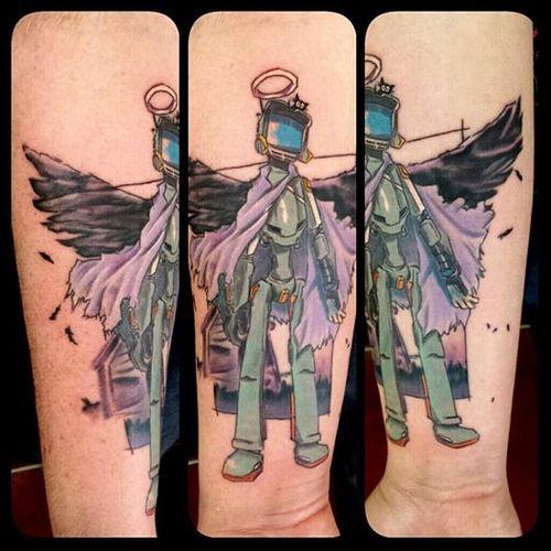 Tatuaje Lord Kanti