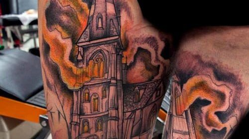 Tatuaje de Lana del Rey