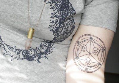 Tatuaje de Lord Canti
