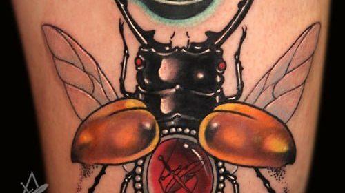Tatuaje de El Señor de los Anillos