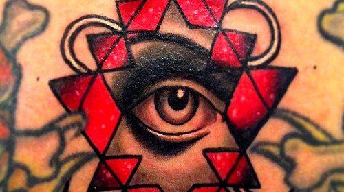 Tatuaje La vida moderna de Rocko