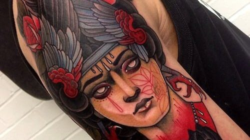 Tatuaje de Buda
