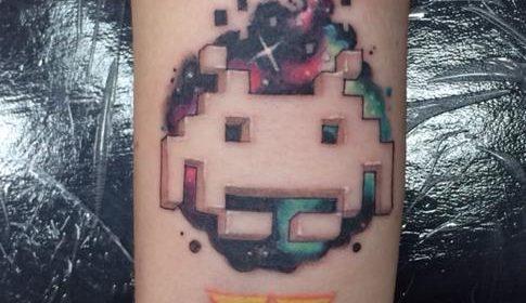 Tatuaje de Hora de Aventuras