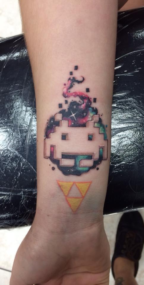 Tatuaje videojuegos
