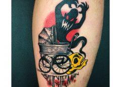 Tatuaje Boogieman