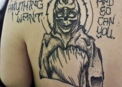 Tatuaje Frank the Bunny