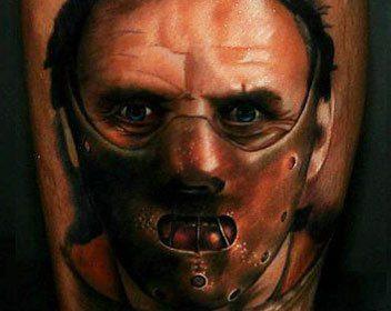 Tatuaje de Michael Myers