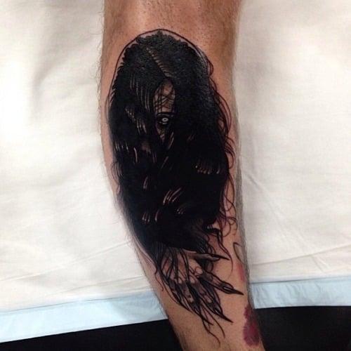 Tatuaje The Ring