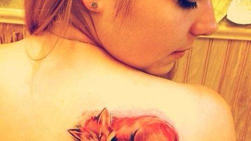 Tatuaje de paloma de la paz
