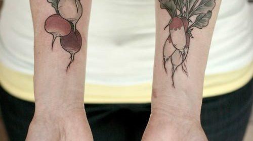 Tatuaje de lobo disfrazado