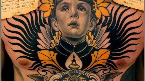 Tatuaje de cabaretera