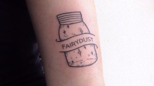 Tatuaje de engranajes