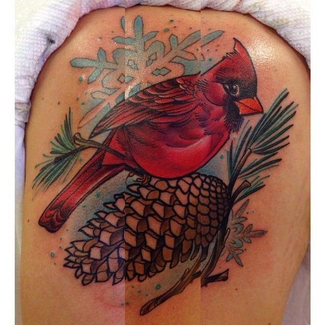 Tatuaje Cardenal de Virginia