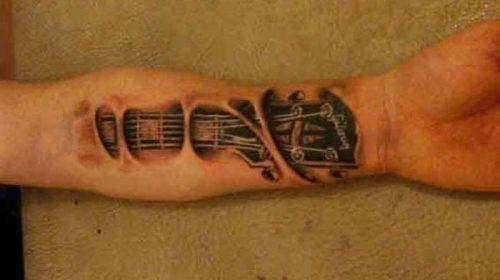 Tatuaje de corona real