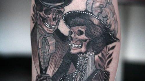 Tatuaje de ratas de Banksy