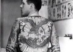 Herbert Hoffmann tattoo
