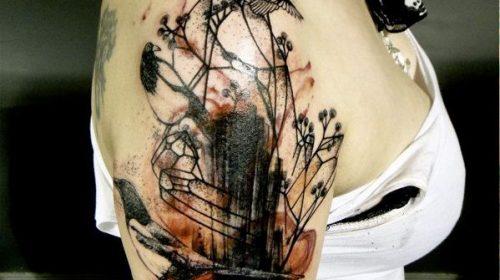 Tatuaje de Kids on Guns