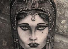 Tatuaje Cleopatra