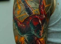 Tatuaje Daredevil