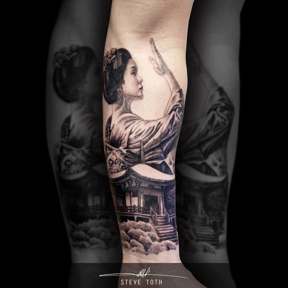 Tatuajes japoneses archives tatuajesxd - Tattoos geishas japonesas ...