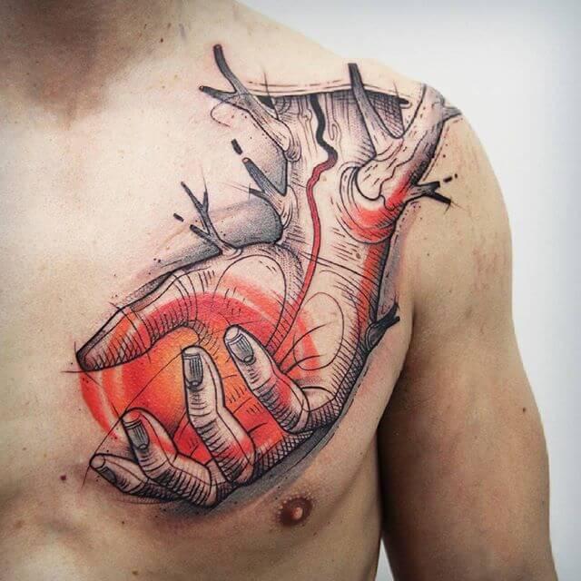 Kati Berinkey Tattoo