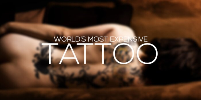 Tatuajes más caros