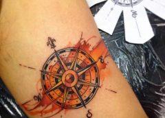 compas de navegación