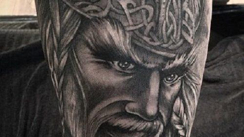 ideas tatuajes de vikingos