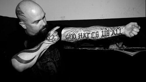 Paul Booth tatuador