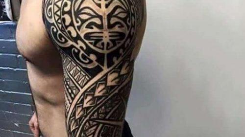 disenos maori
